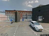 Ambulance naar Van der Hoopstraat in Krimpen aan den IJssel vanwege gebouwbrand