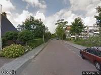 112 melding Ambulance naar De Lairesselaan in Rotterdam
