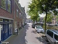 112 melding Ambulance naar Kolk in Delft