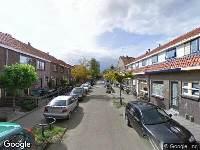 112 melding Brandweer naar Jan Philipsweg in Gouda vanwege waarnemen gaslucht