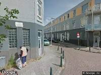 112 melding Ambulance naar Van der Hilststraat in Rotterdam