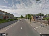 112 melding Ambulance naar Toscalaan in Hoogvliet Rotterdam