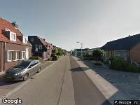 112 melding Ambulance naar Visschersbuurt in Papendrecht