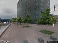 Brandweer naar Heliconweg in Leeuwarden vanwege brand
