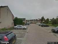 112 melding Ambulance naar Bachstraat in Capelle aan den IJssel