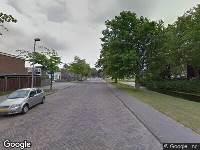 112 melding Ambulance naar Fideliolaan in Hoogvliet Rotterdam