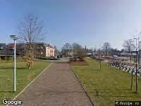 112 melding Ambulance naar Ganzenbeekstraat in Voorthuizen