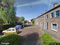 112 melding Ambulance naar Talingstraat in Papendrecht