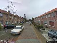 112 melding Ambulance naar Mauritsstraat in Capelle aan den IJssel