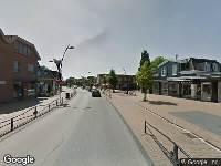 112 melding Ambulance naar Hoofdstraat in Voorthuizen