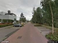 112 melding Ambulance naar Drususlaan in Leiden