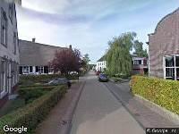 112 melding Ambulance naar Molenstraat in Raamsdonk