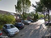 112 melding Ambulance naar Koekamp in Delft