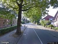 Ambulance naar Vondellaan in Beverwijk