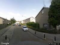 Ambulance naar Trompstraat in Best