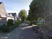 Ambulance naar Marggraffstraat in Vught