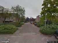 112 melding Ambulance naar Paltrokmolen in Ridderkerk