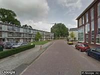 112 melding Besteld ambulance vervoer naar G.J. Scheurleerweg in Amsterdam
