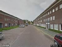 112 melding Ambulance naar Fagelstraat in Breda