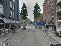 112 melding Ambulance naar Sint Willibrordusstraat in Amsterdam