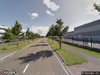 112 melding Brandweer naar Mindenstraat in Zwolle