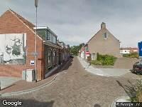 Ambulance naar Noordstraat in Arnemuiden