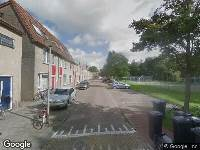 112 melding Ambulance naar Vorstmanstraat in Gouda