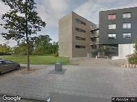 Ambulance naar Nassaulaan in Middelburg