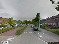112 melding Brandweer naar Maaseikpad in Amsterdam