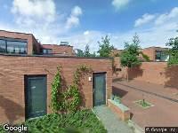 112 melding Ambulance naar Mercuriusstraat in Leiden