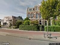 112 melding Ambulance naar Zijlweg in Haarlem vanwege verkeersongeval