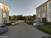 112 melding Brandweer naar Atriumhof in Naaldwijk vanwege brand