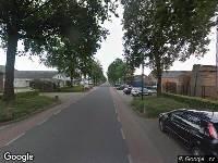 112 melding Brandweer naar Duinweg in Schijndel vanwege brand