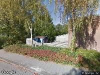 112 melding Brandweer naar Langezand in Lelystad