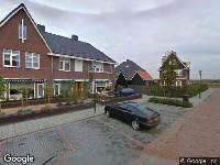 112 melding Brandweer naar Bessie Smithstraat in Middelburg