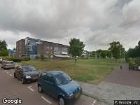 112 melding Ambulance naar Eline Verestraat in Hoogvliet Rotterdam