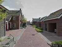 112 melding Ambulance naar Slotje in Veghel