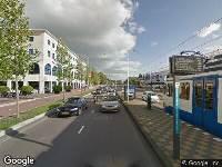 Ambulance naar Stadionplein in Amsterdam