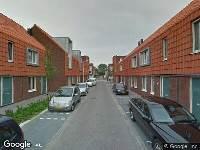 Ambulance naar Jan Bouwmeesterstraat in Zaandam