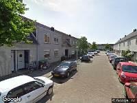 112 melding Ambulance naar Rosa Spierstraat in Leiden