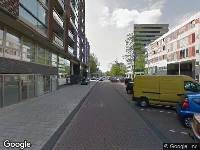 112 melding Brandweer naar Kwintsheulstraat in Amsterdam vanwege een liftopsluiting