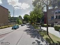 Ambulance naar Carnissesingel in Rotterdam