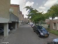 112 melding Brandweer naar Julianastraat in Enschede