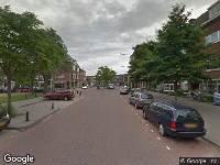 Ambulance naar Vlierboomstraat in 's-Gravenhage