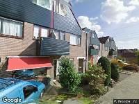 Ambulance naar Gierzwaluw in Veenendaal