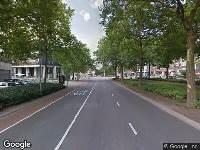 112 melding Ambulance naar Nassausingel in Nijmegen