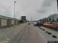 Brandweer naar Snekertrekweg in Leeuwarden vanwege waarnemen gaslucht