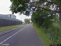 Brandweer naar Holstmeerweg in Leeuwarden