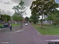 Ambulance naar Van Foreestweg in Delft