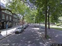 112 melding Brandweer naar Apollolaan in Amsterdam vanwege een liftopsluiting